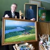 Вольный Дон 2 (2), художник Геннадий Литвиненко