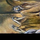 Иисус Христос и Мария (4), художник Елена