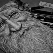 Добрый дедушка Иван (1), художник Евгения Негода