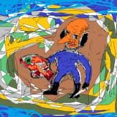 психотерапевт (3), художник Владимир Кузнецов