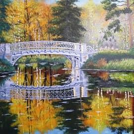 Гатчинский дворцовый парк