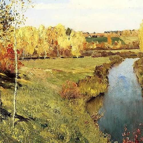 Осень: 4 лучших картины русских живописцев