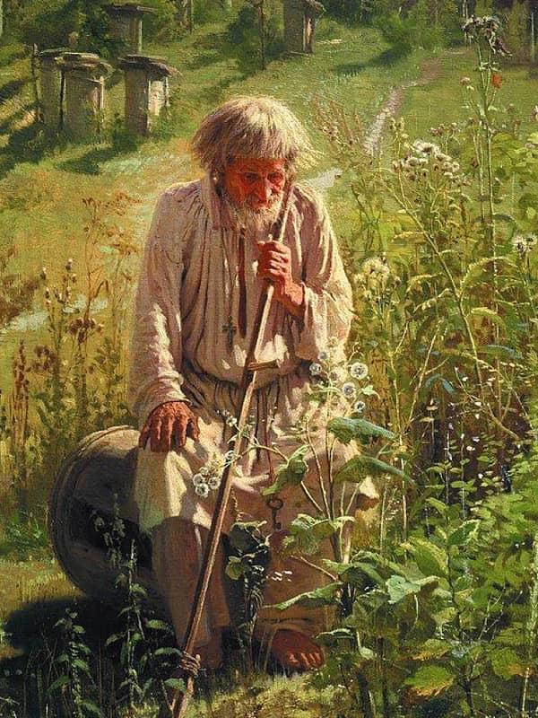 Романтизм в русской живописи 19-20 века