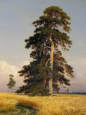 Природа в живописи русских художников