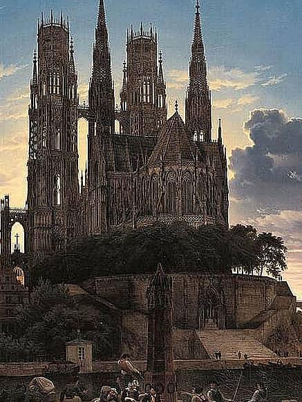 Романтизм в живописи Европы 19-20 века